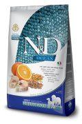 נטורל דלישס N/D מזון לכלבים על בסיס דג ותפוז 12 ק