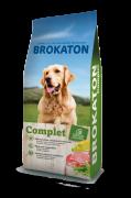 מזון לכלבים ברוקטון 20 ק''ג