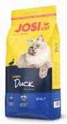 מזון לחתולים ג'וסי קט ברווז 18 ק''ג