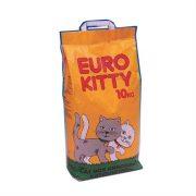 יורו קיטי חול פשוט לחתול - 10 ק''ג EURO KITTY