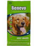 בנבו - מזון טבעוני לכלבים - 15 ק''ג BENEVO