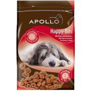 אפולו חטיף אילוף לכלב בטעם בקר וגזר 1.5 ק