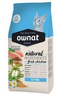 """אוונט אוכל יבש לגורי חתולים 4 ק""""ג"""
