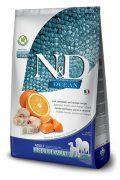 נטורל דלישס N/D מזון לכלבים דג דלעת ותפוז ללא דגנים 12 ק