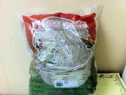 חוטי קינון כנרים פינקים ובנגלזים ארוז בשקית 1 קילו