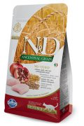 נטורל דלישס N/D מזון לחתול סטרילייזד עוף ורימון 5 ק''ג