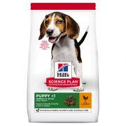 הילס מזון לכלבים גורים - עוף 14 ק''ג