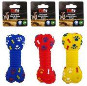 משחק לכלב עצם גומי EV059