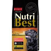 מזון לכלבים נוטריבסט סלומון 15 ק''ג