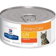 הילס חתול ייעודי (רפואי) שימור 156 גרם C/D