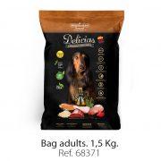 דלישס חטיף אילוף לכלבים - 1.5 קילוגרם DELICIAS