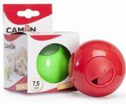 משחק לחתול צעצוע בצורת כדור למילוי חטיפים