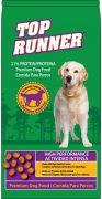מזון לכלבים טופ ראנר מועשר 23 ק''ג