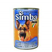 סימבה כלבים בטעם עוף 400 גרם