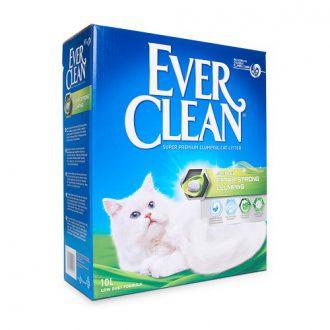 """חול אבר קלין ירוק 8.3 ק""""ג (ריחני) Everclean"""