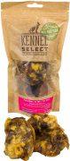 קאנל סלקט חטיף לכלב 100% טבעי - נתחוני חזיר 100 גרם KENNEL