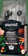 מזון לכלבים אוונט אולטרה מופחת דגנים הודו ועוף 14 ק