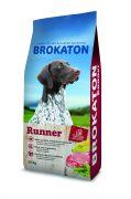 מזון לכלבים ברוקטון ראנר 30% חלבון 20 ק''ג