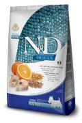 נטורל דלישס N/D מזון לכלבים על בסיס דג ותפוז מיני