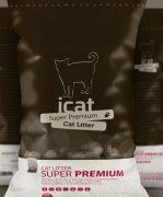 איי קט חול לארגז חתולים - מתגבש וריחני 10 ק