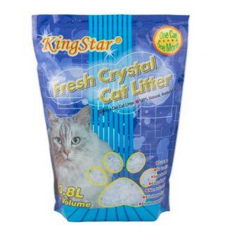 חול קריסטל לחתול – 3.6 ליטר