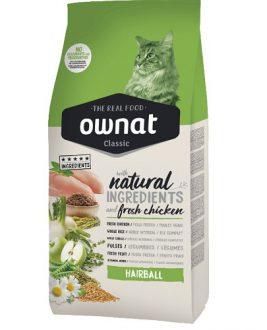 """אוונט אוכל לחתולים היירבול 4 ק""""ג"""