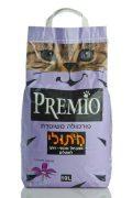 פרמיו חול חיתולי לארגז צרכים של החתול בריח לבנדר 20 ליטר - permio