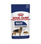 רויאל קנין מקסי אדולט מזון רטוב לכלבים בוגרים מגזע גדול - עוף  140 גרם