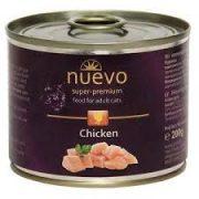 נואבו שימורי פטה לחתולים בוגרים - עוף 200 גרם Nuevo