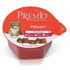 חטיפי פרמיו כריות לחתול מבחר טעמים