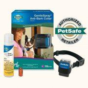 קולר נגד נביחות לכלבים ספריי - פט סייף PET SAFE