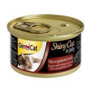שייני קט מעדן לחתול עוף,שרימפס ולתת בג'לי 70 גרם