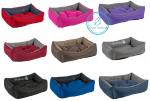 מיטות לכלבים PetsProject  עשוי מבד עמיד דוחה מים וכיסוי נשלף - מבחר מידות וצבעים