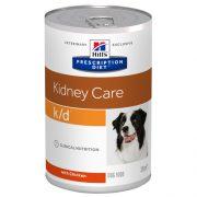 הילס כלב ייעודי (רפואי) שימור גרם 370 K/D