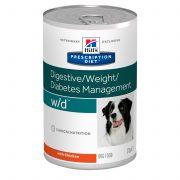 הילס כלב ייעודי (רפואי) שימור גרם 370 W/D