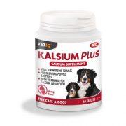 טבליות קלציום/סידן לכלבים 60 יחידות