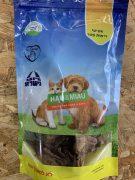 האו ומיאו חטיפים טבעיים לכלבים וחתולים - ריאות בקר 100 גרם
