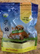 האו ומיאו חטיפים טבעיים לכלבים וחתולים - כבד עוף מיובש 100 גרם
