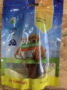 האו ומיאו חטיפים טבעיים לכלבים בולי סטיק  לכלבים - 3 יחידות במארז חטיף טבעי לכלב