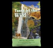 טייסט אוף דה ווילד מזון לחתולים – אייל וסלמון ללא דגנים 2 ק