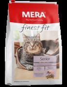 מרה Senior 8+ אוכל לחתולים מבוגרים - עוף 4 ק''ג MERA