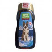 האו ומיאו שמן קריל תוסף תזונה לכלבים וחתולים - 300 מ''ל