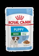רויאל קנין לכלבים - מזון רטוב לכלב גור מגזע קטן – עוף 85 גרם