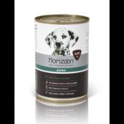 שימור הורייזן לגורי כלבים - בשר ועופות 400 גרם