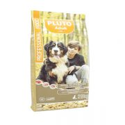 פלוטו אוכל לכלבים בוגרים - עוף הודו ובקר 20 ק