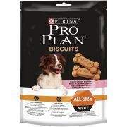 חטיף לכלב ביסקוויט פרו פלאן סלמון 400 גרם Pro Plan Buiscuits Salmon and Rice