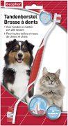 ביהפר מברשת שיניים לכלב וחתול Beaphar toothbrush