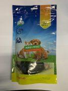 האו ומיאו חטיפים טבעיים לכלבים וחתולים - כבד בקר 100 גרם