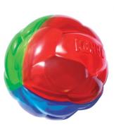 קונג לכלב צעצוע כדור טוויז צבעוני זמין בשלושה גדולים KONG
