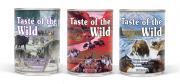 טייסט אוף דה ויילד שימורים לכלב -מגוון טעמים 390 גרם Taste Of The Wild